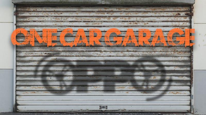 Illustration for article titled One Car Garage - Lamborghini