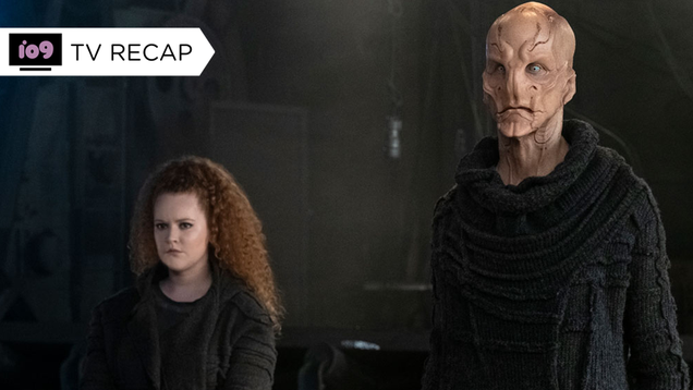 On Star Trek: Discovery, Ideals and Hope Are All We Have Left