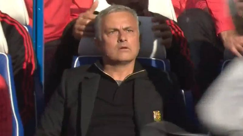 Illustration for article titled José Mourinho No Longer Tolerates Over-Celebrating, Apparently