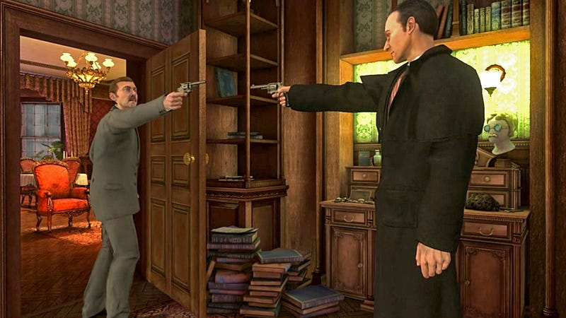 Illustration for article titled I Wish The New Sherlock Holmes Game Respected My Intelligence A Bit More