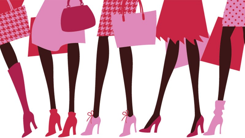 Illustration for article titled High Heels Signify Status, Separate the Classy From the Trashy