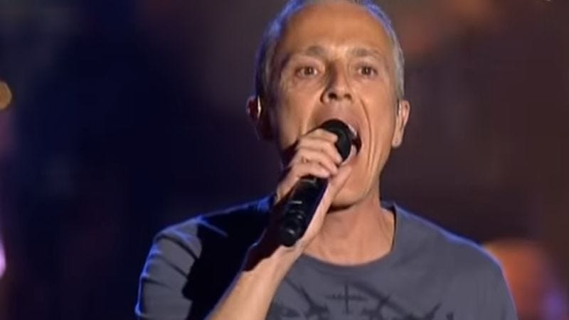 Curt Smith of Tears For Fears (Screenshot: YouTube)