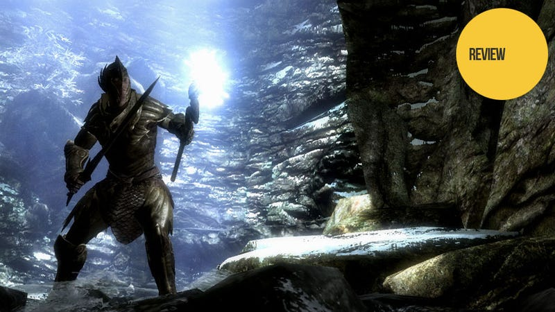 Illustration for article titled The Elder Scrolls V: Skyrim: The Kotaku Review