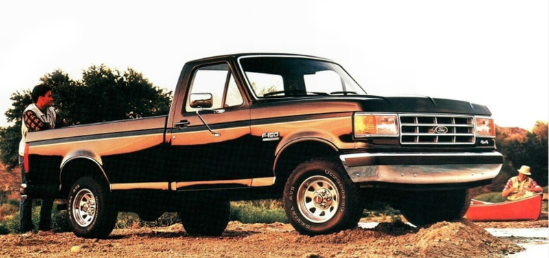 1982 ford f150 4x4 short bed