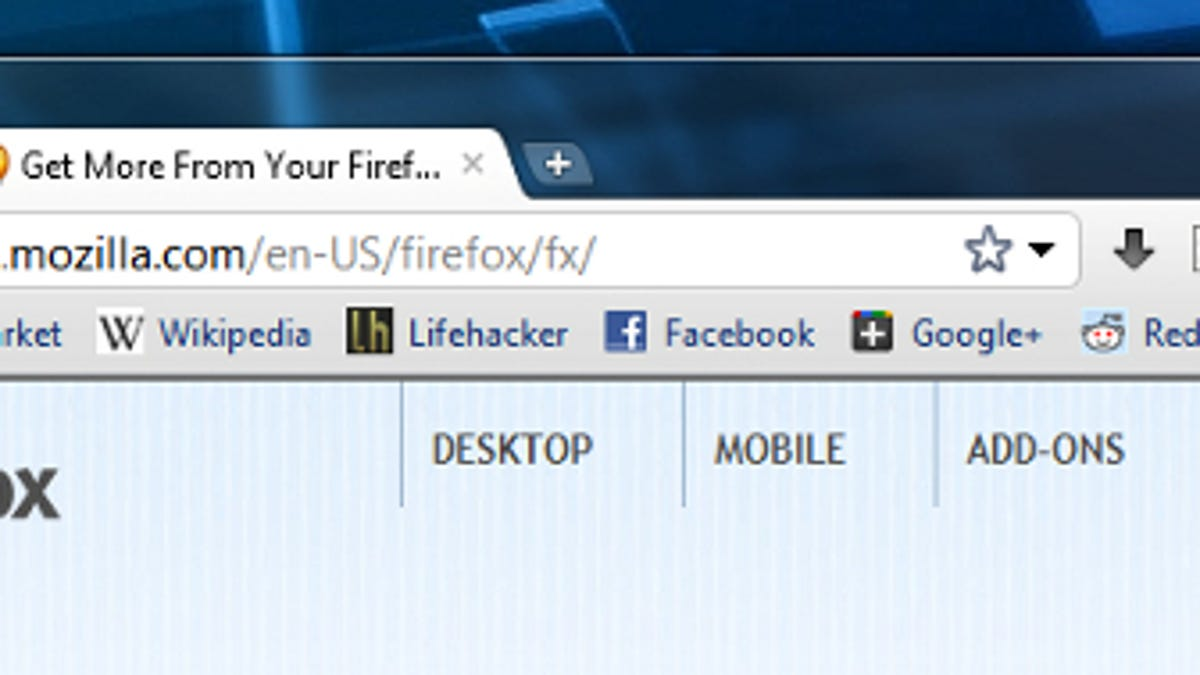 How to Make Firefox Look and Feel More Like Chrome