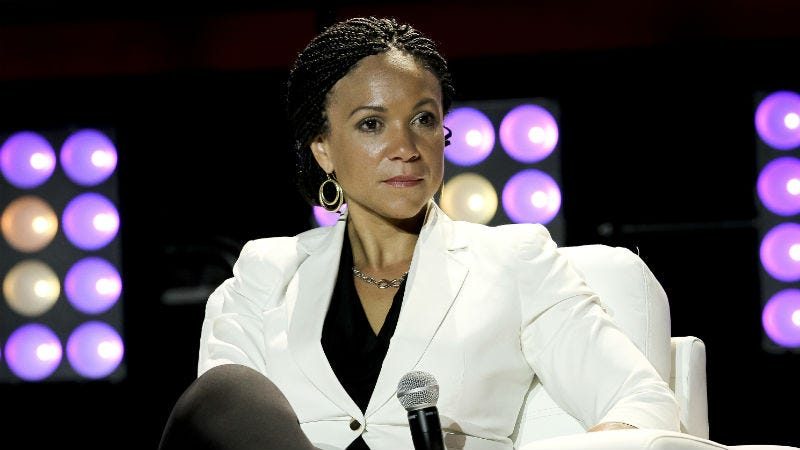 Illustration for article titled After Being Sidelined,Melissa Harris-Perry Might've Quit Her MSNBC Show