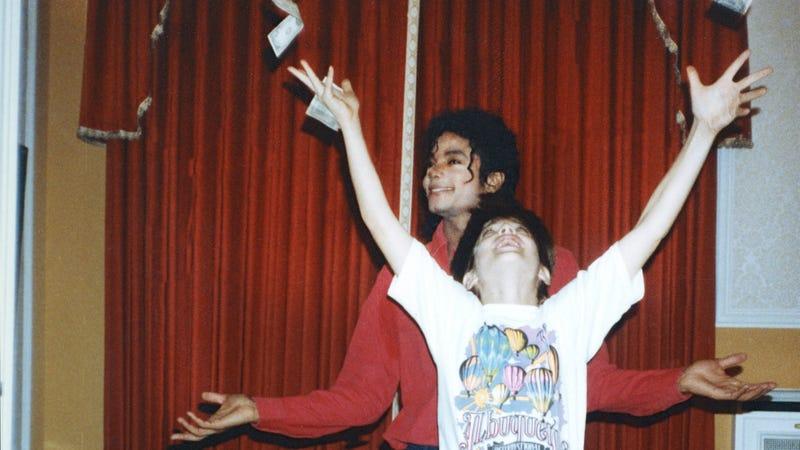 Michael Jackson, James Safechuck