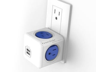 Illustration for article titled Get 10% Off The Innovative PowerCube Outlet Expander