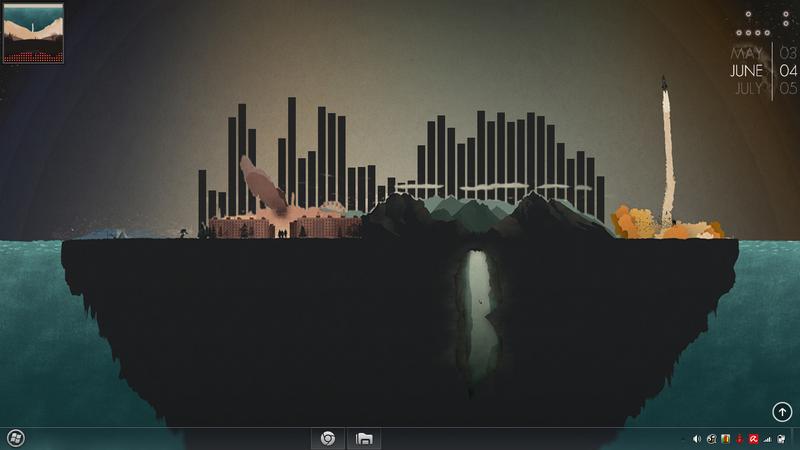 Illustration for article titled The Departure Songs Desktop