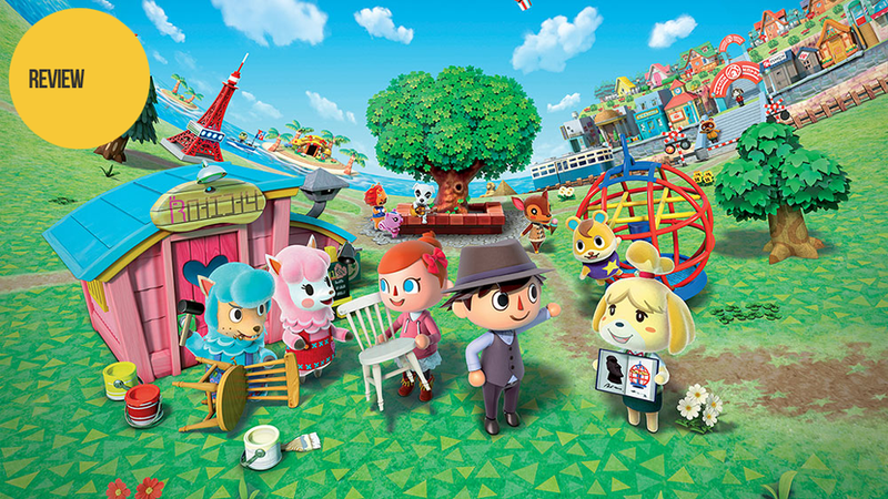 Illustration for article titled Animal Crossing: New Leaf: The Kotaku Review