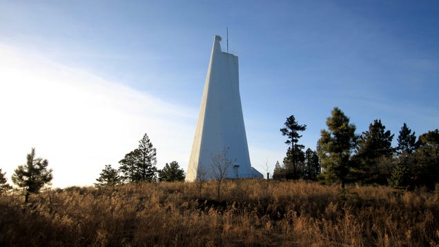 photo image 'Telescope Did Not See Aliens,' Director of Mysteriously Shut Down Observatory Claims