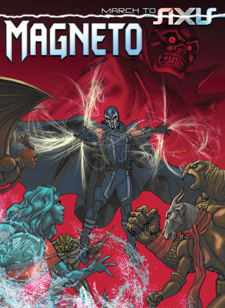 Illustration for article titled Magneto #9, Or How The Mighty Have Fallen (Spoilers)