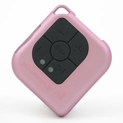 Illustration for article titled Ever Green Pink MP3 Player (For Girls, Naturally)