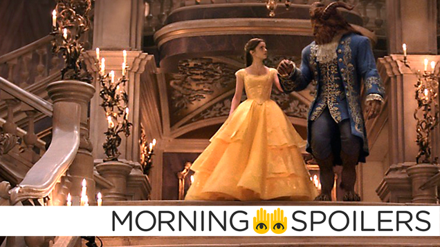 we could get more movies from the live action beauty and the beast universe