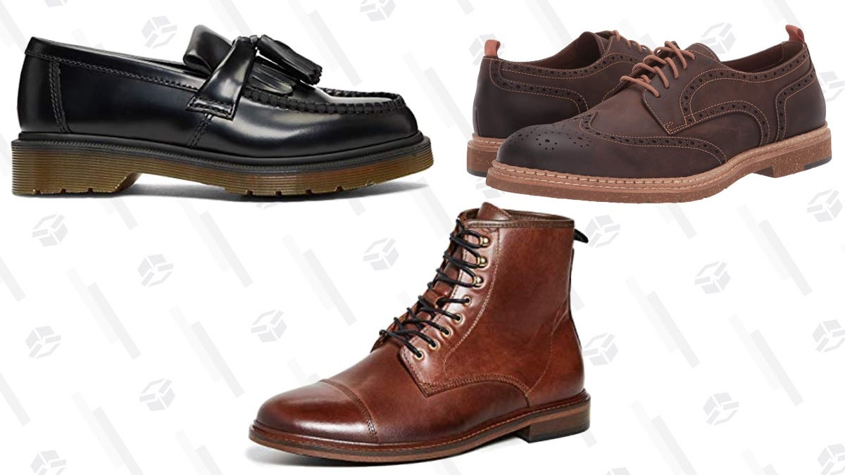 The Best Fall Shoes For Guys