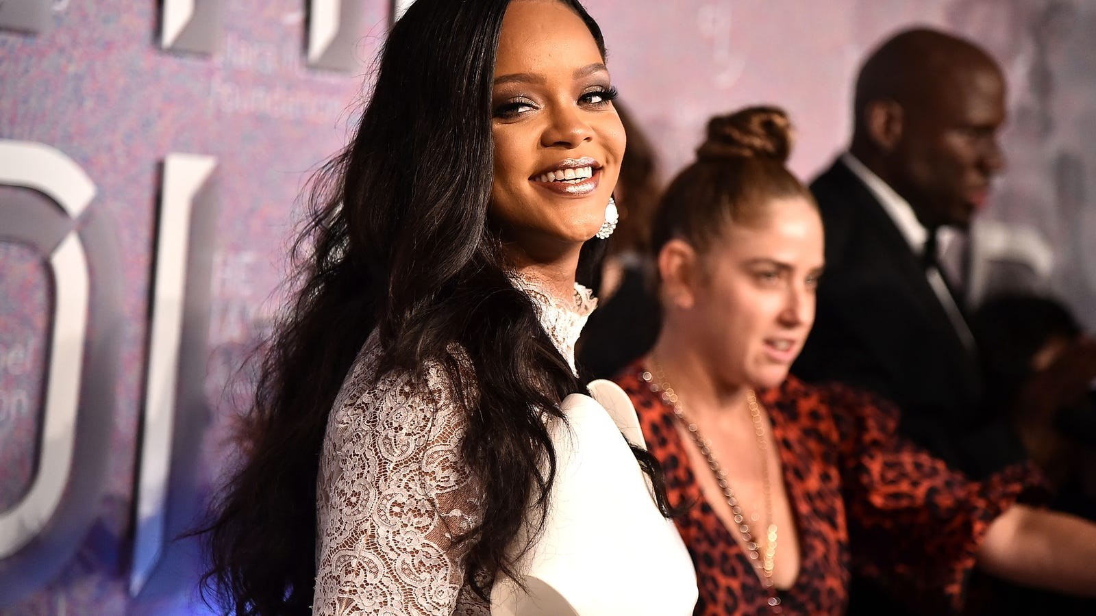 739f4d3dfa2 Rihanna's 4th Diamond Ball Features Issa Rae & Childish Gambino