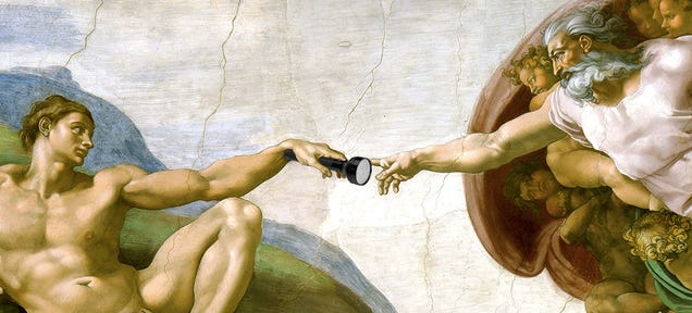 The Sistine Chapel Will Soon Be Lit Up With 7,000 Bright LEDs
