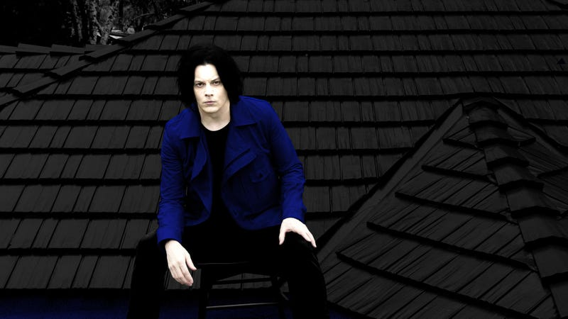 Illustration for article titled Jack White gets weird(er) on Boarding House Reach