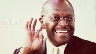 Illustration for article titled Herman Cain's Accuser Deserves A Chance To Talk