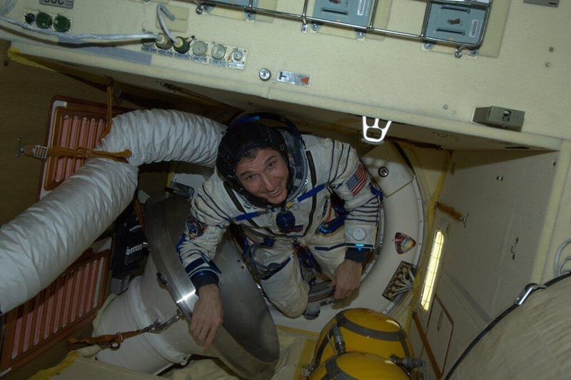 Illustration for article titled ISS crew prepares for return to Earth