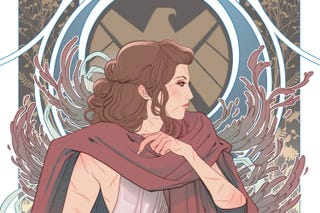 """Illustration for article titled Beautifully Peculiar: Secrets of SHIELD episode """"Scars"""""""