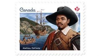 Consider the first person of African decent to arrive in Canada. He was a translator who knew some 3 or 4 languages and was hired by the french, also of note he was a free man.