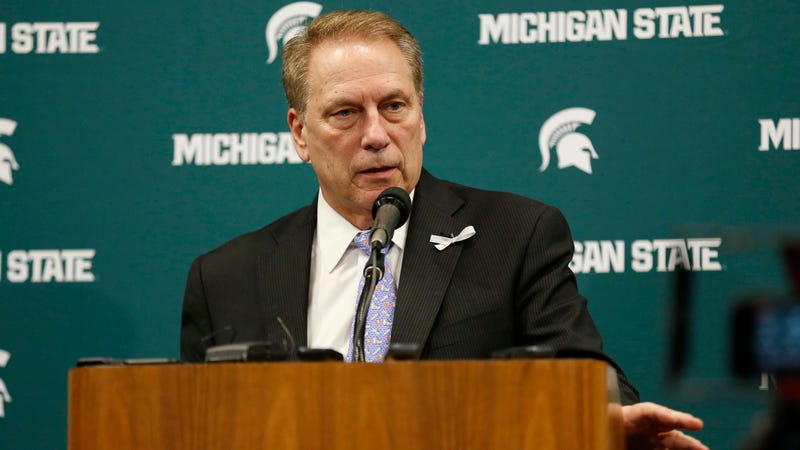 Illustration for article titled Tom Izzo Calls 2019 Spartans Best Team He's Ever Threatened With Violence