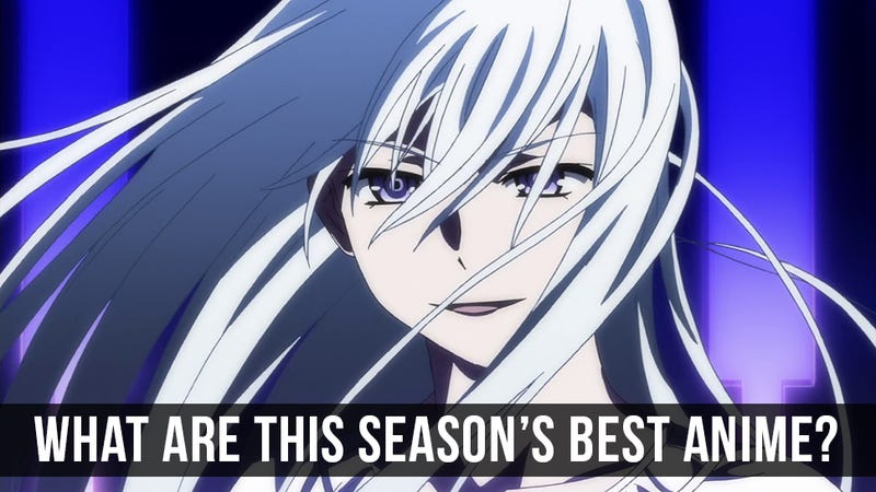 Poll: The Best Anime of Spring 2014
