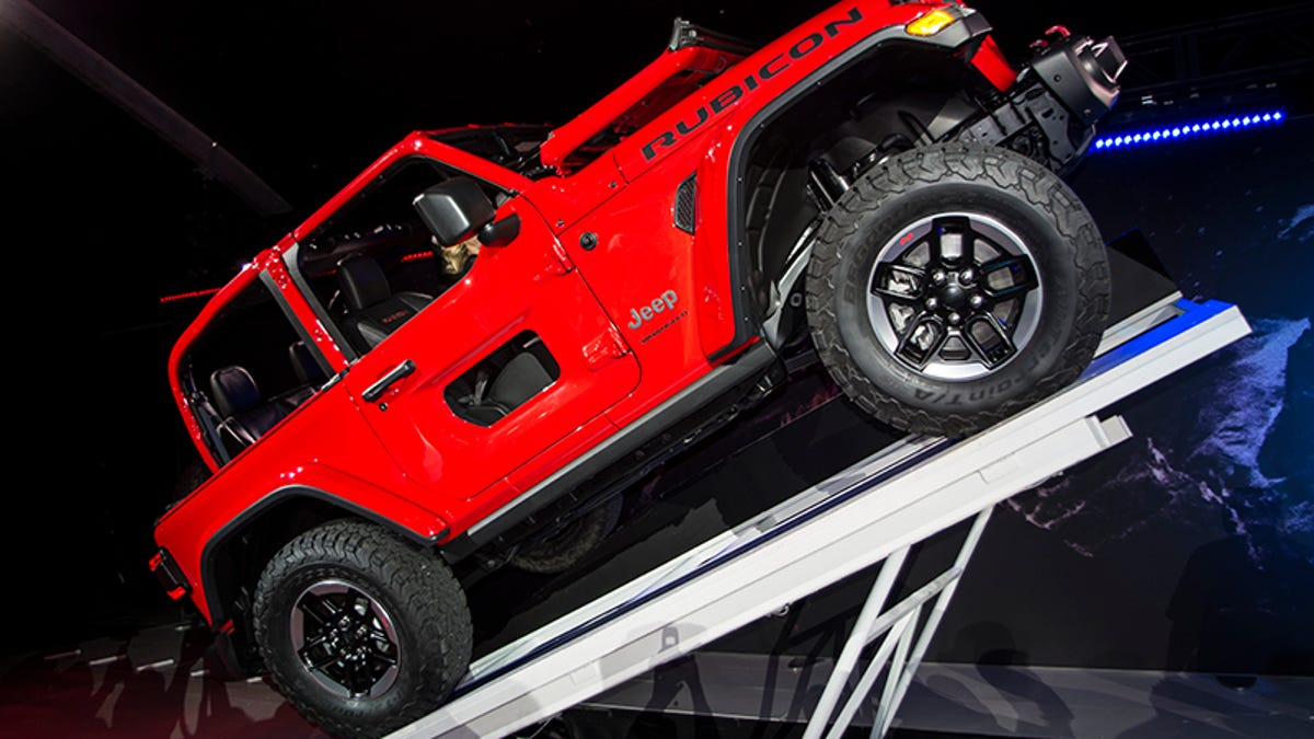 Everything You Need To Know About The 2018 Jeep Wrangler Updated Jk With 37 Inch Tires