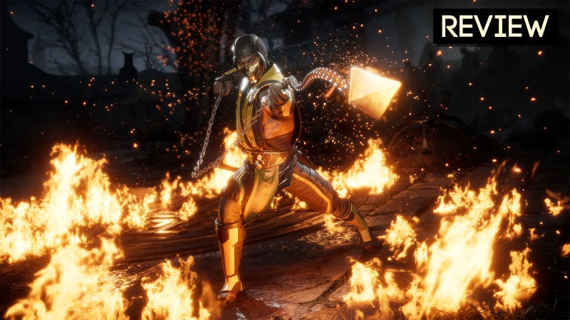Mortal Kombat 11: The Kotaku Review