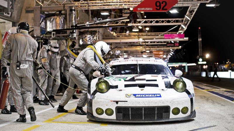 Illustration for article titled 24 Heures du Mans - High Resolution Photo Dump