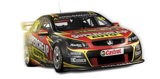 Illustration for article titled Supercheap Auto V8 Commodore