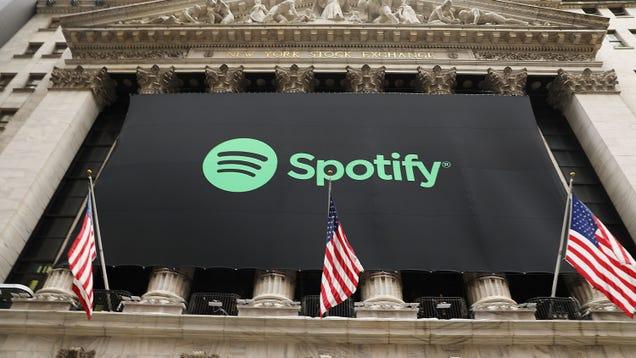 Spotify s Weird LinkedIn Playlists Sound Like a Cash Register
