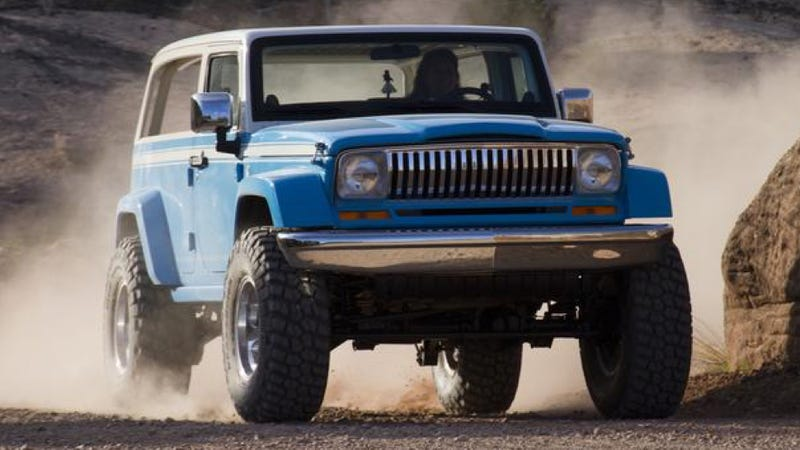 Jeep Is Finally Making Their Own Lift Kits You Can Buy At