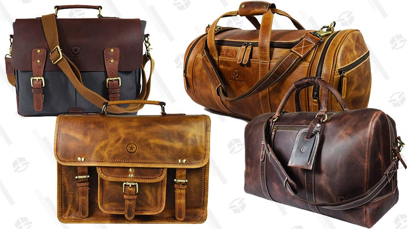 Leather Bags from $37 | Amazon