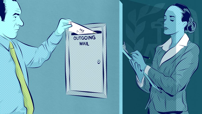 How To Survive Being Audited By The Irs