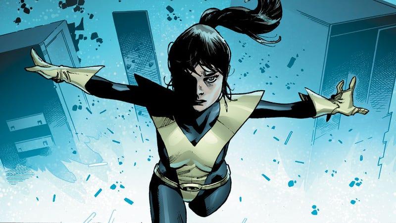Illustration for article titled Fox y el director de Deadpool trabajan en la primera película de los X–Men con protagonista femenina