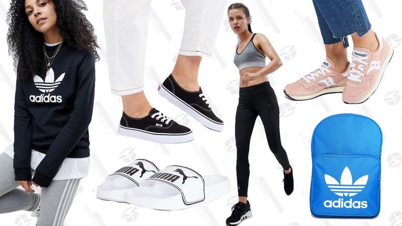 Up to 30% off sneaker brands   ASOS