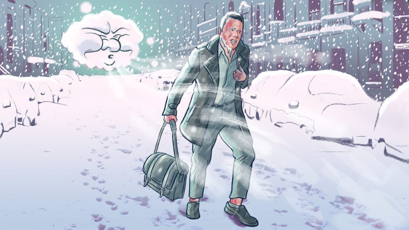 Illustration for article titled How to Dodge Dry Skin This Winter