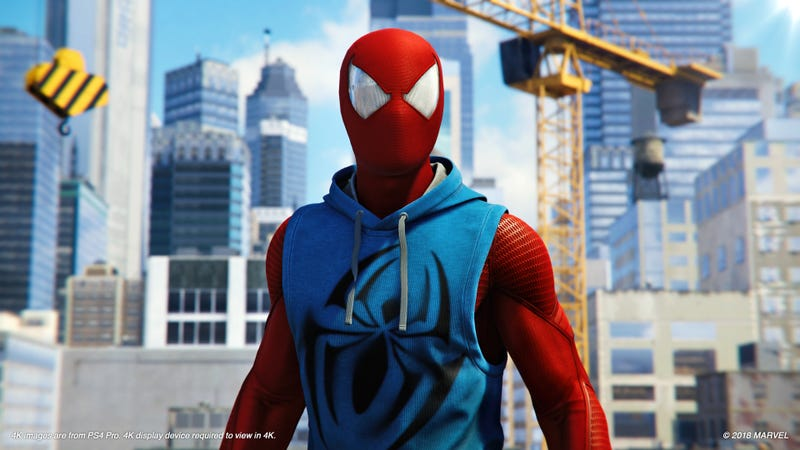 Insomniac S Spider Man Game Should Have These Costumes
