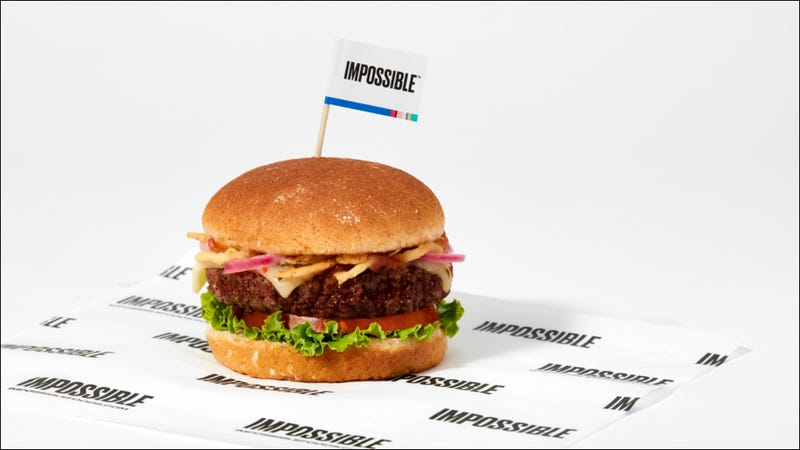 Sodexo jumps on Impossible wagon, cementing alt-meat in the mainstream