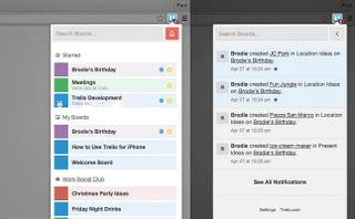 Illustration for article titled Boards for Trello Gives Quick Access to Your Boards in Chrome