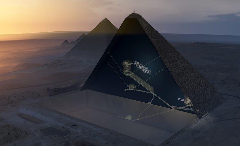 Foto: ScanPyramids