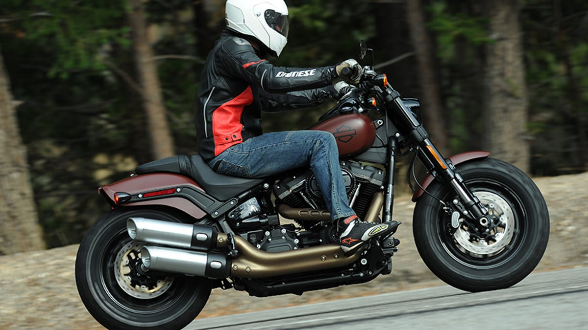 The Idiot's Guide To All Eight New Harley-Davidson Cruisers