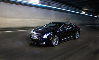 Illustration for article titled Just got a call to come test drive the Cadillac ELR