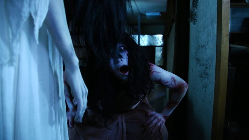 The Ring And The Grudge Collide In The Teen-Friendly J -7302