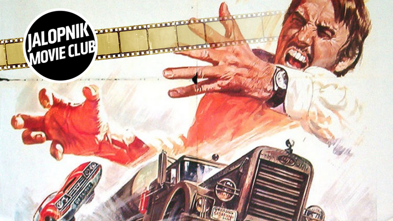 Illustration for article titled Mayhem, Machismo and Mopars: Why Duel is The Greatest Car Movie Of All Time