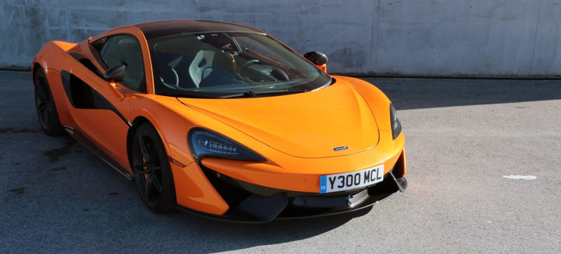Illustration for article titled What If An Autonomous McLaren Could Teach You How To Drive Fast?
