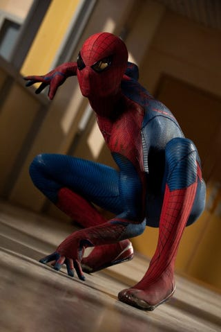 Illustration for article titled Amazing Spider-Man Pictures