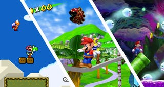 Illustration for article titled Let's Rank Super Mario Platformers, From Worst to Best